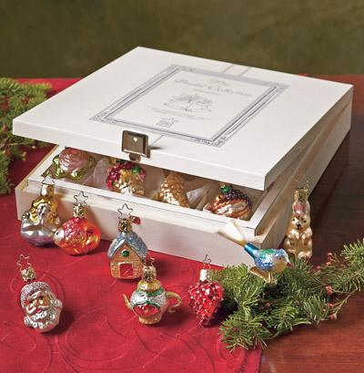 Bride's Tree Ornaments