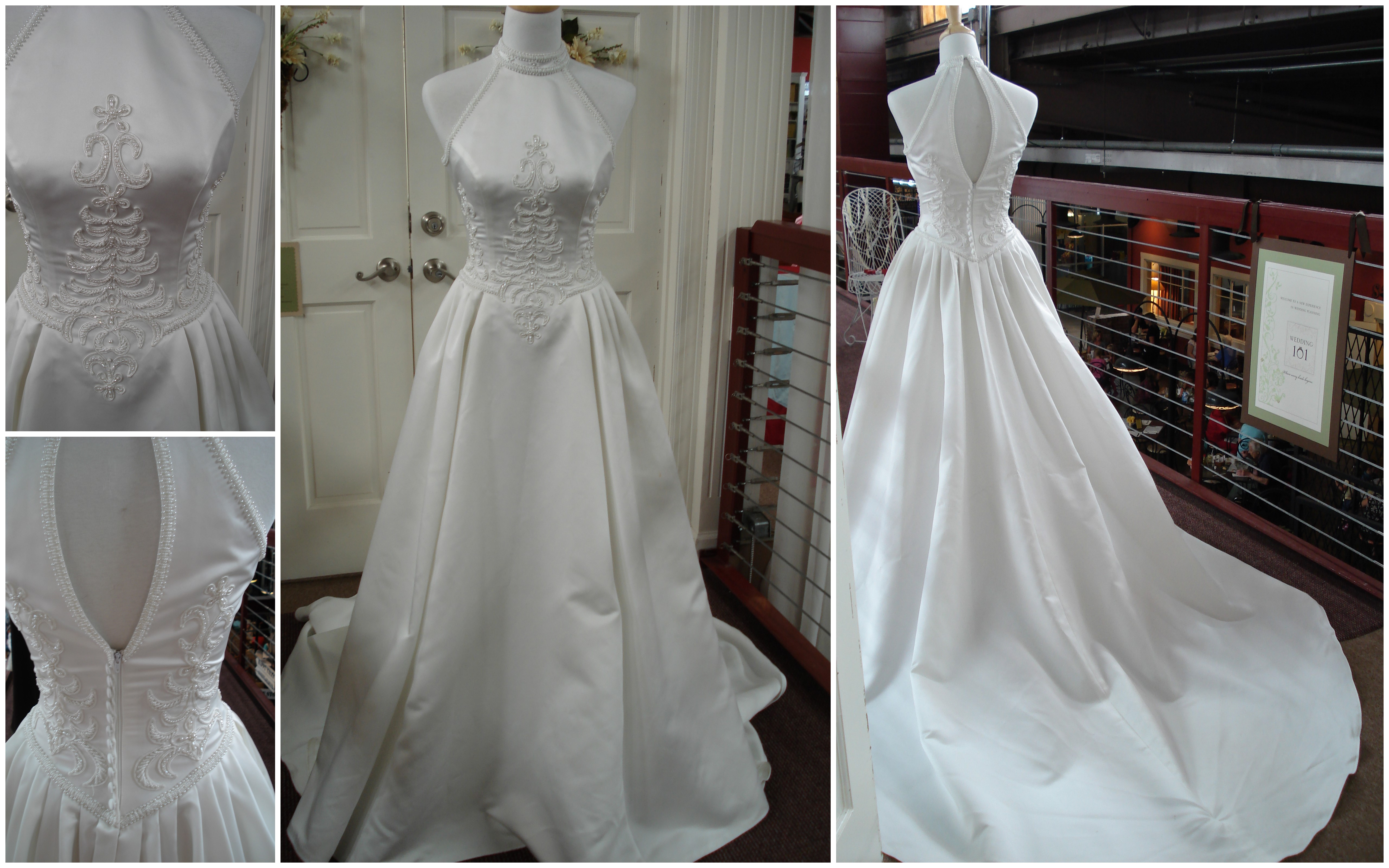 Wedding 101 Bridal Expo And Silent Auction: Gown Sneak