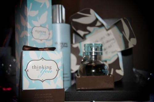 Thinking of You, Mary Kay, Monica Hayes, Wedding 101, Bridesmaid gifts