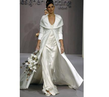 Wedding coats wedding101 blog for Coats for wedding dresses